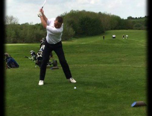 My Golfing Summer