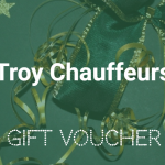 Purchase a Troy Chauffeurs Christmas Gift Voucher